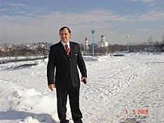 В Минске тоже холодно