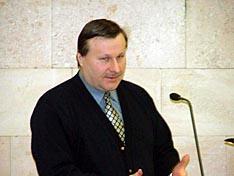Выступление доктора педагогических наук А.В. Воронова предоставившего метод Видео-Компьютерного анализа